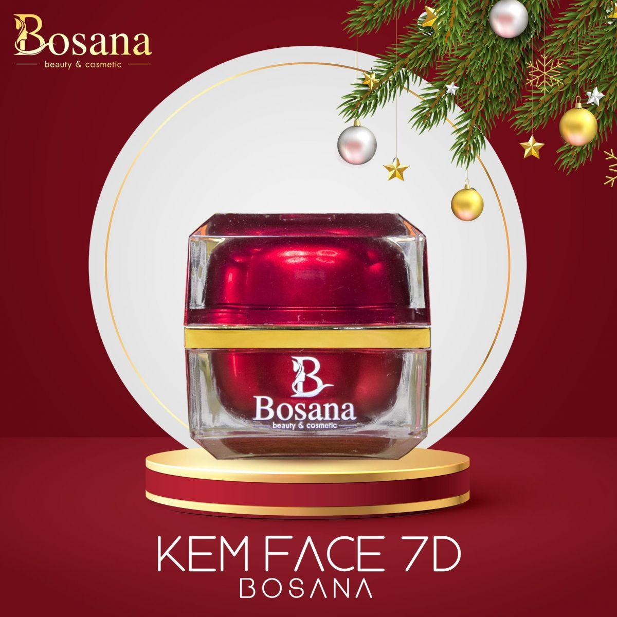 Kem Face 7D Bosana